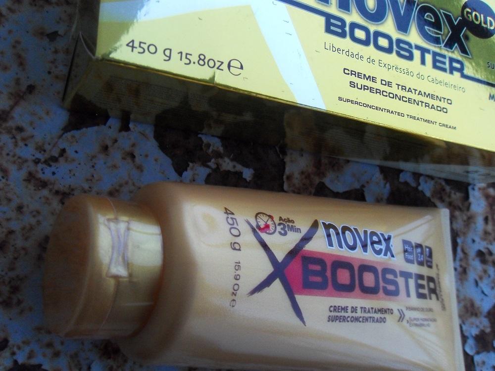 Novex Booster Gold