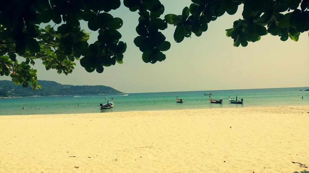 Protecção solar na Tailândia