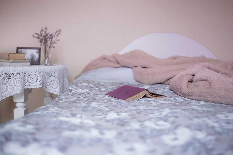 Cuidados antes de dormir