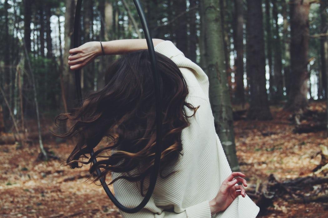 limpeza profunda do cabelo