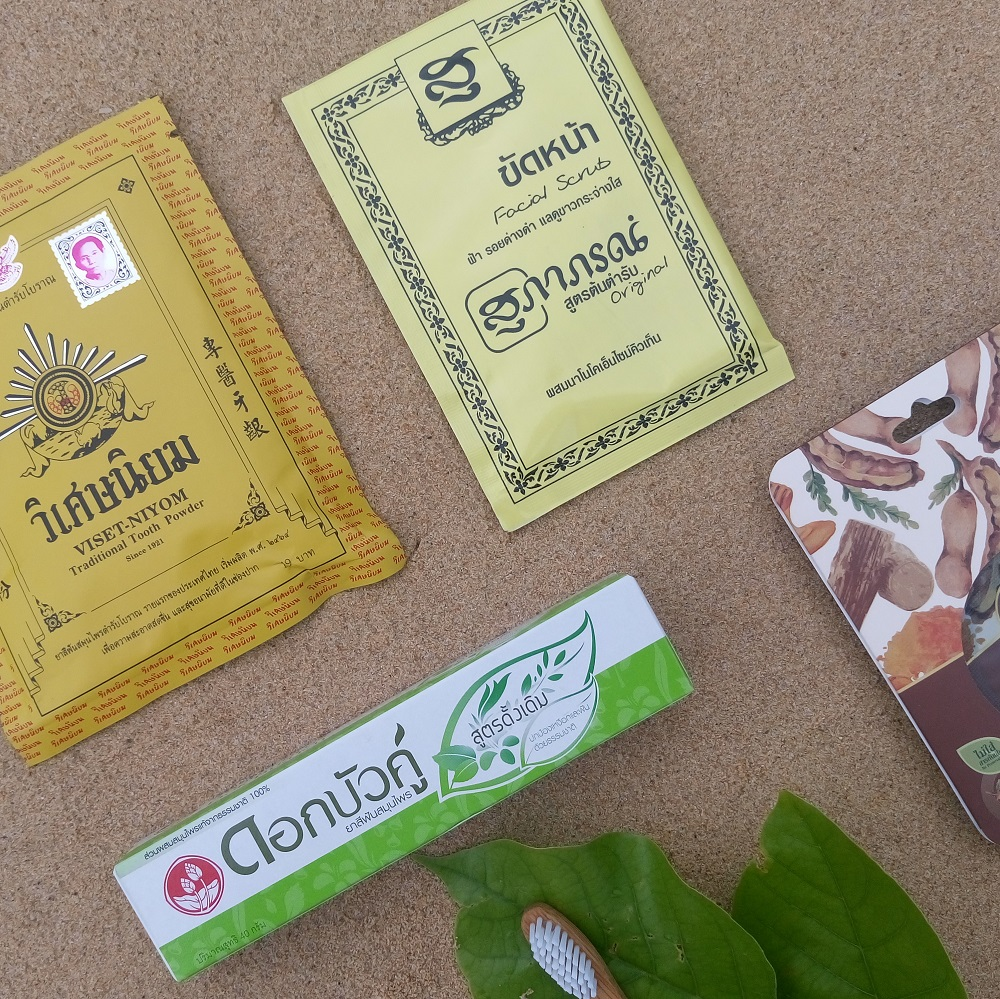 Kit produtos Tailandeses