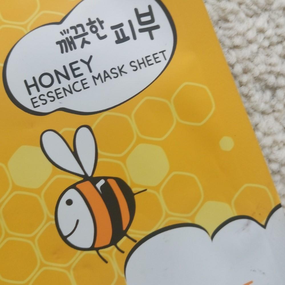 Máscara facial de mel – Hidratação