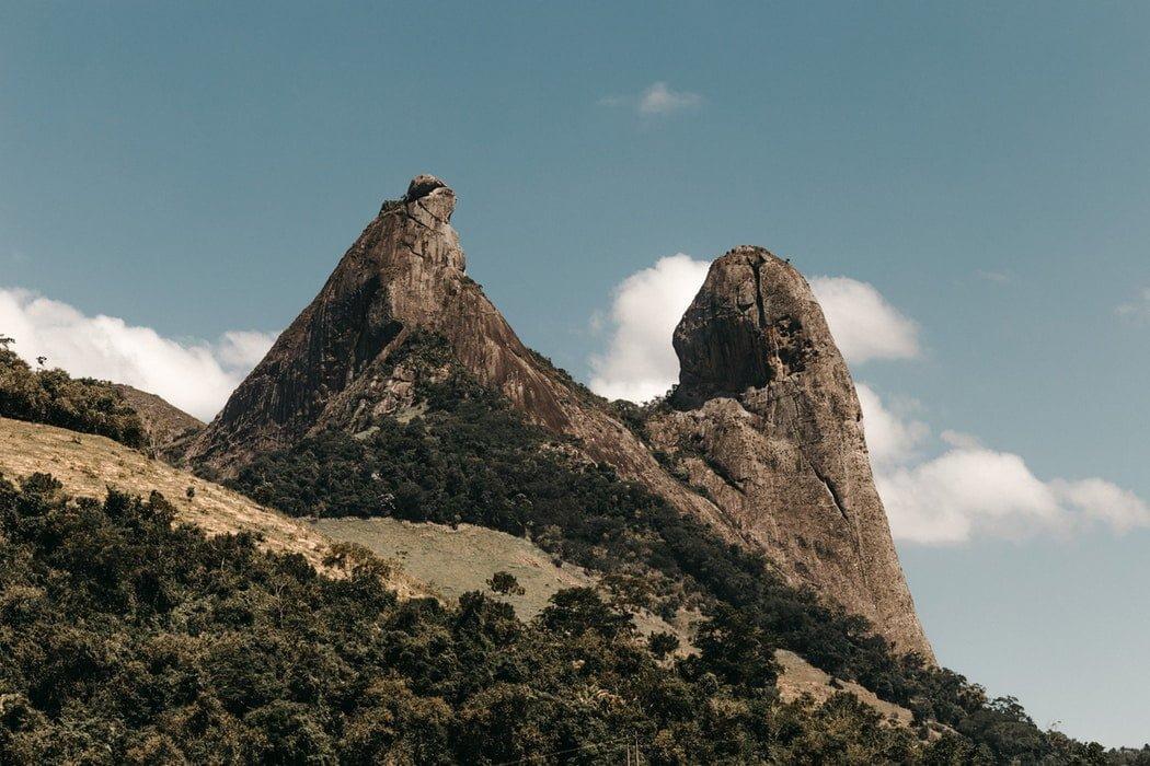 Top 5 destinos no Brasil
